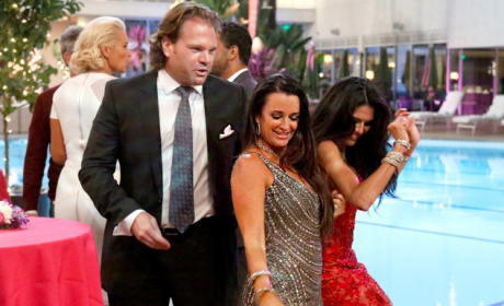 The Real Housewives of Beverly Hills Dance Party