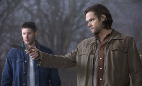 Supernatural Picture Preview: Snooki and The First Blade!
