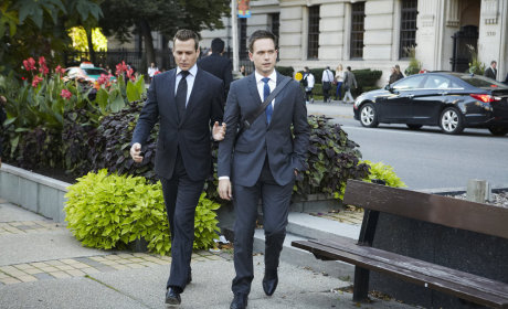 Suits Picture Preview: Old and New Rivalries