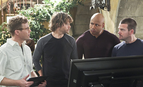 NCIS: Los Angeles Photo Preview: Pursuit of a Mole
