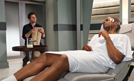 Psych Review: Walk With Me