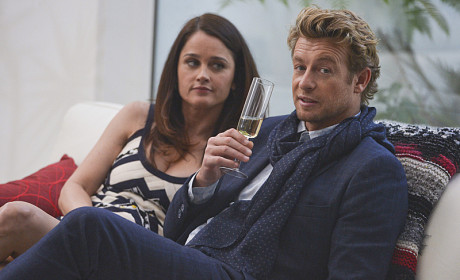 The Mentalist Photo Gallery: Undercover Romance