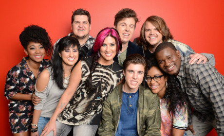 American Idol Results: The Great 8