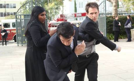 The Mindy Project Review: The Mile High Flub