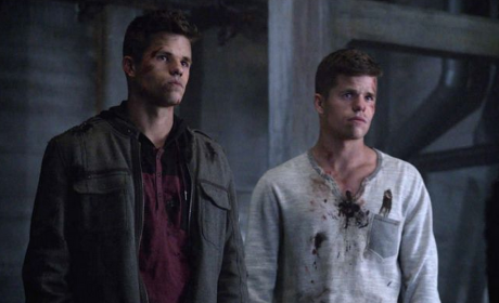 Twins on Teen Wolf