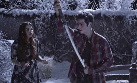 Stiles Prepares to Take His Life