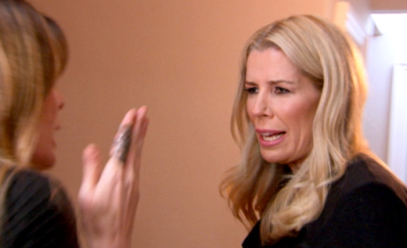 The Real Housewives of New York City Review: Housewarming From Hell