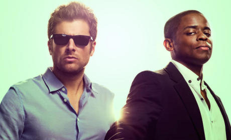 Psych Series Finale Review: Wave Goodbye, Say Hello