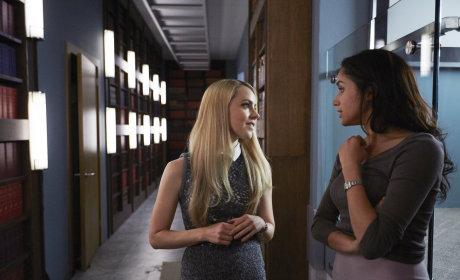 Katrina and Rachel
