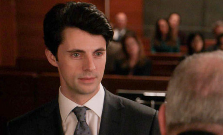 Matthew Goode Promoted to Series Regular on The Good Wife