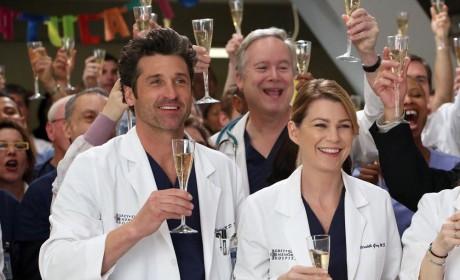 Congrats to Cristina