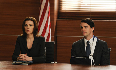 The Good Wife: Watch Season 5 Episode 18 Online