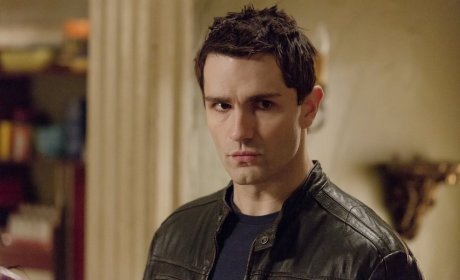 Exclusive: Sam Witwer Says Goodbye to Being Human