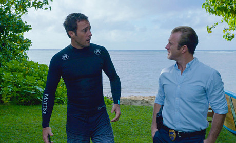 Has Steve learned his lesson and will now stop digging into the CIA's business on Hawaii Five-0?