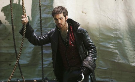 Hook Has a Plan
