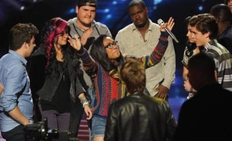 American Idol Results: Bye Bye, Love