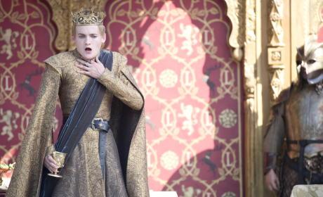 Joffrey Starts to Choke