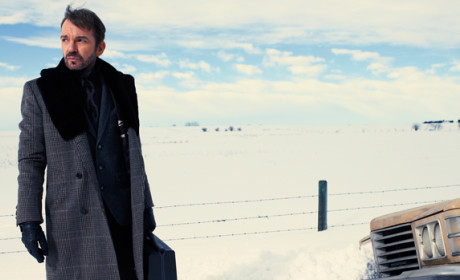 Billy Bob Thornton on Fargo