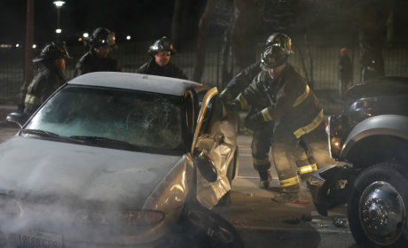 Chicago Fire Review: Don't Let Anything Stand in Your Way