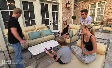 Chrisley Knows Best Children