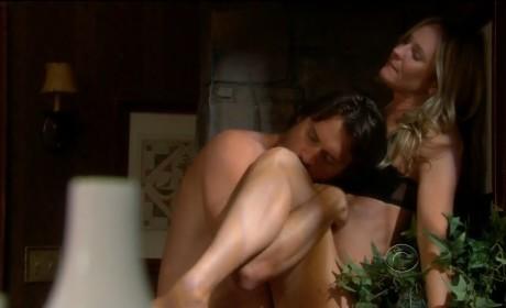 Nick and Sharon Get Sexy