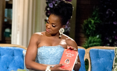 Phaedra's New Book