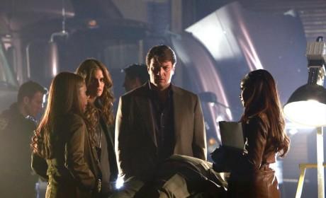 "Your turn TV Fanatics, what was the most surprising twist of ""Veritas"" Castle Season 6 Episode 22?"