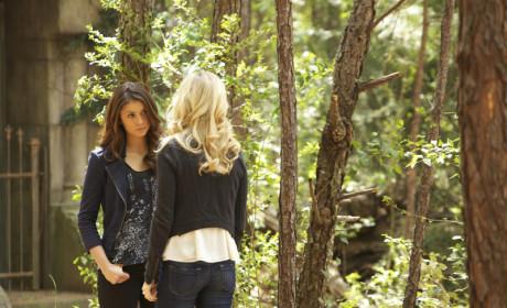 Chatting with Caroline