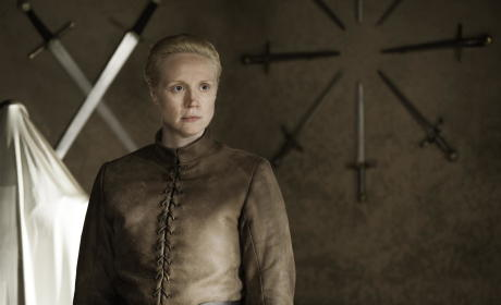 Brienne in Oathkeeper