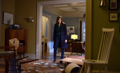 The Blacklist Review: A Monster