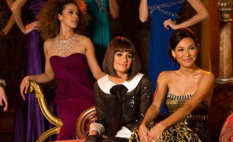 Naya Rivera Written Off Glee Finale, Future in Doubt