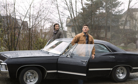 Supernatural Picture Preview: Assassin Angels!
