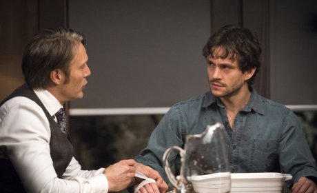 Is Will still becoming Hannibal to catch him, or does Will now want to be like him?