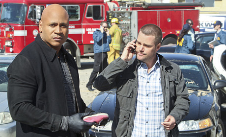 NCIS: Los Angeles Review: Hell of a Day