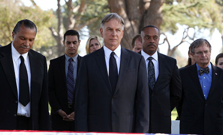 NCIS Season Finale: Water Never Forgets
