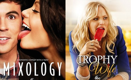 ABC Cancels Trophy Wife, Mixology and Neighbors