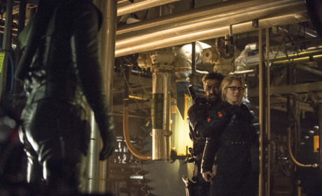 Slade Sees Olicity in Oliver's Heart