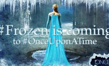 What do you think about the show bringing in Elsa from Frozen the movie.