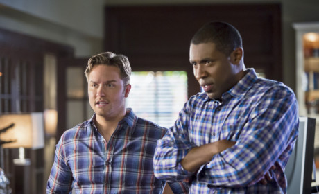 "Scott Porter Previews Hart of Dixie Finale, A ""Journey"" for George and Lavon"