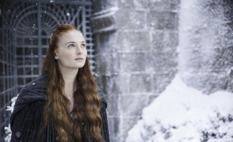 Happy Sansa