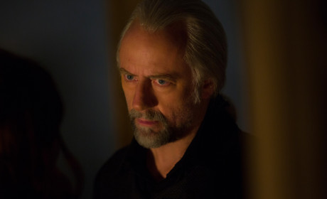 Xander Berkeley as Magistrate Hale on Salem