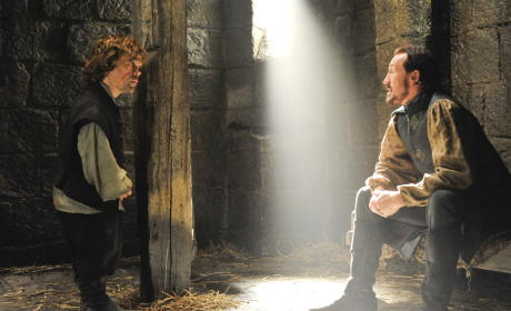 Bronn and Tyrion