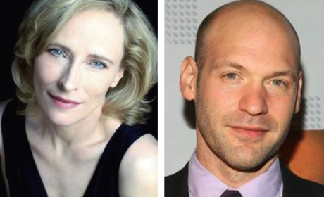 Laila Robins and Corey Stoll Cast on Homeland Season 4