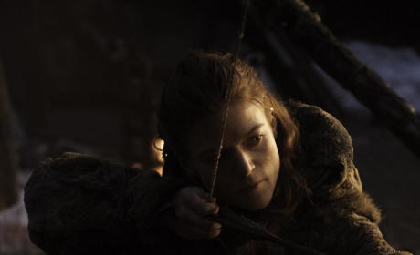 Ygritte Takes Aim