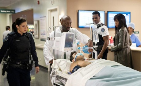 Rookie Blue Season 5 Premiere Pics