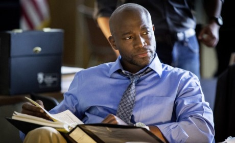 Taye Diggs to Switch Teams on The Good Wife Season 6