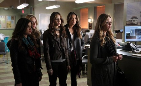 The Liars at the Precinct