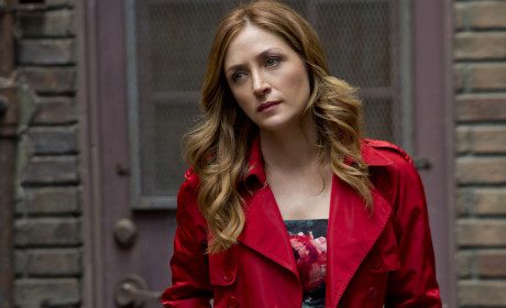Rizzoli & Isles Set Scoop: Sasha Alexander on Changes, New Romance & Downton Abbey