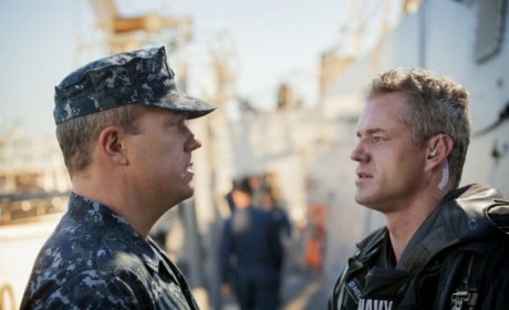 With two episodes in the can, are you still on board The Last Ship?