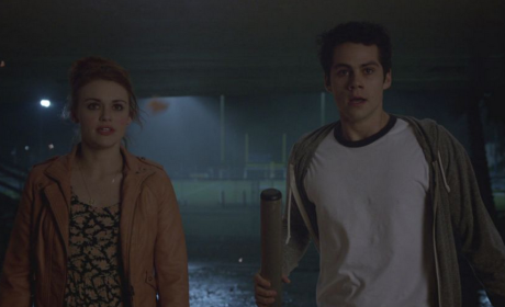 Ready to Fight on Teen Wolf